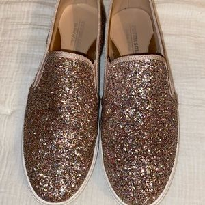 Multi-Colored Sparkle Shoes